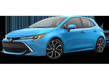2019 Corolla Hatchback XSE