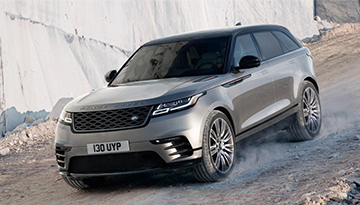 2020 Land Rover Image