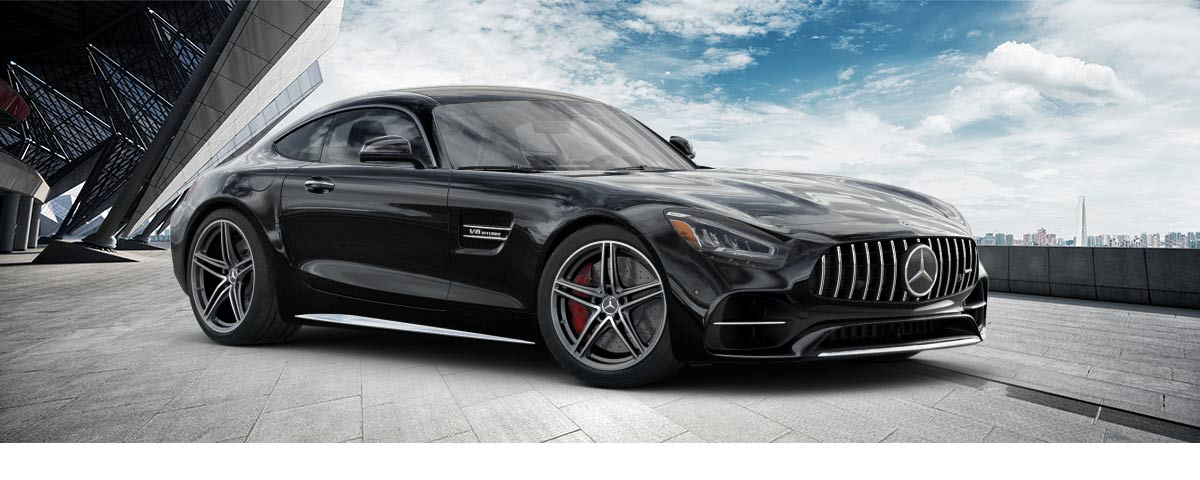 2020 Mercedes-Benz AMG® GT Coupe