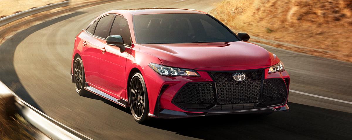 2020 Toyota Avalon Image