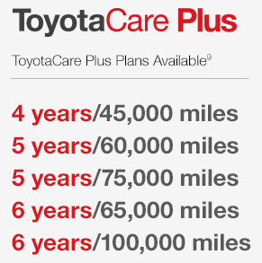 Why Should Your Peace Of Mind End At Three Years? ToyotaCare Plus Helps  Provide The Same Convenience And Peace Of Mind That Come With Every New  Mirai Fuel ...