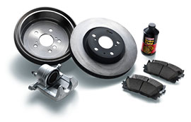OEM Toyota Brakes | Bowling Green OH | Serving Bowling Green
